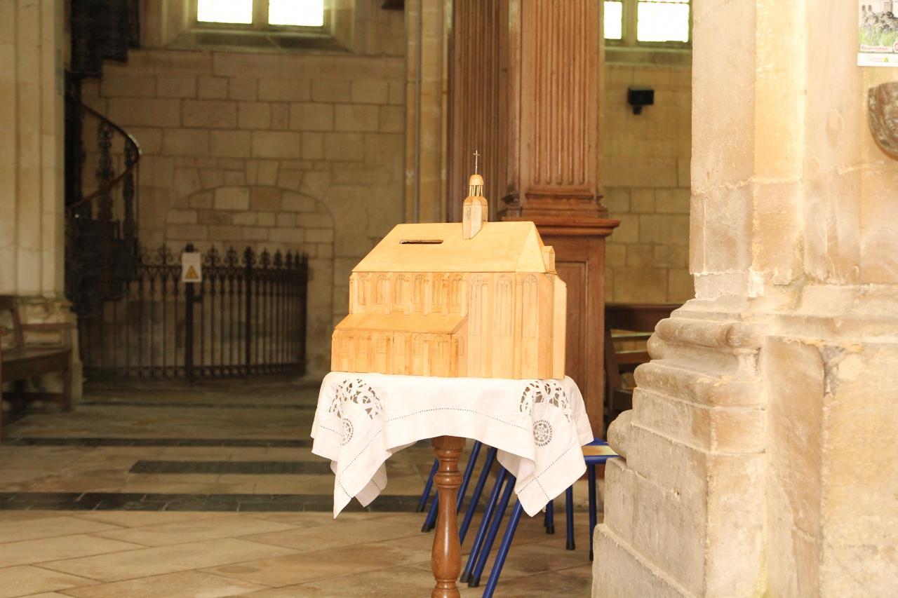 urne réalisée par Pierre