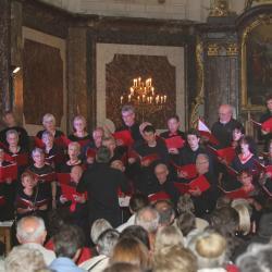 la Cantilène devant un public nombreux