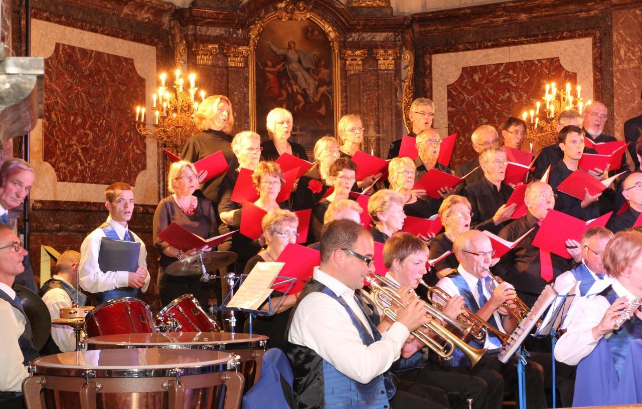Cantilène et Harmonie Municipale de Rethel